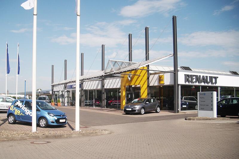 StandortEinbeck Renault & Dacia