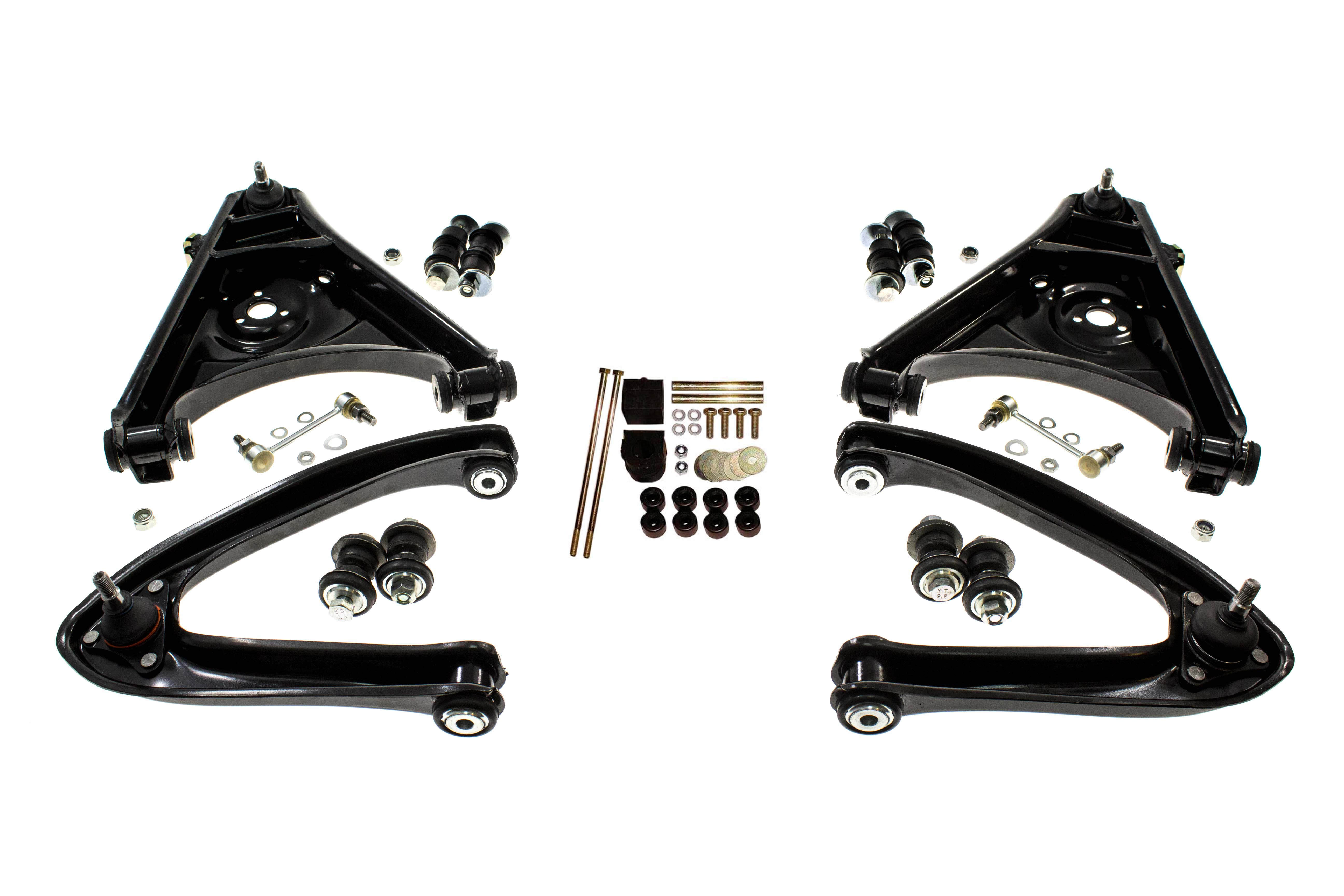 Aaz Preferred Mb1ftsuspkit Suspension Control Arm Kit