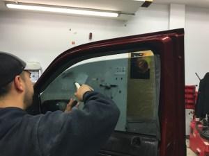 F-150 Window Tint