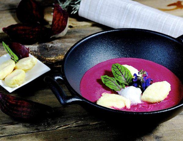 Rote-Rüben-Suppe