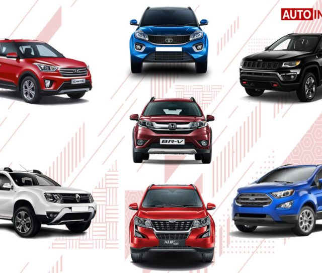Best Suv In India Under 20 Lakh With Petrol Automatic