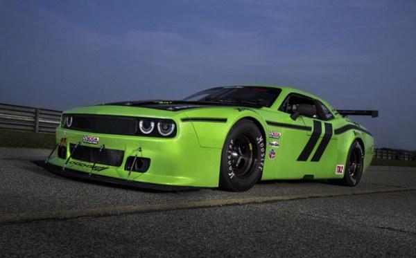Dodge Challenger SRT Trans Am race car revealed - Racing News