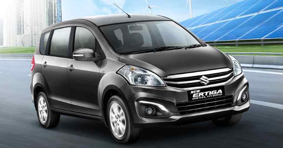 Image Result For Suzuki Ertiga Hybrid