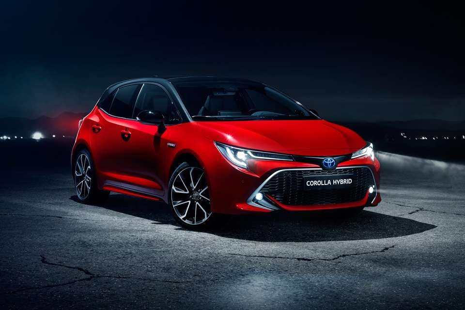 What Will The 2019 Toyota Corolla Sedan Be Like Uk And World News