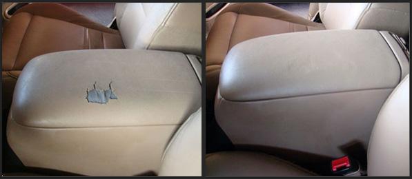 St Louis Leather Photos Auto Interior Doctors