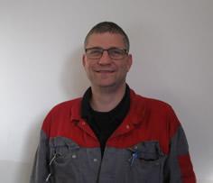 Johan Visch, 1e monteur, apk keurmeester en technische specialist