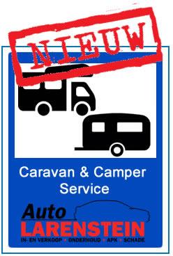 Auto Larenstein Caravan en Camper Service