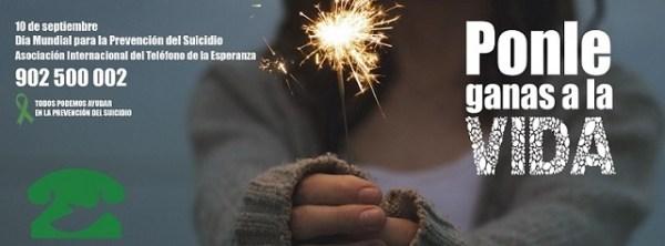 Dia mundial prevencion suicidio Telefono de la esperanza