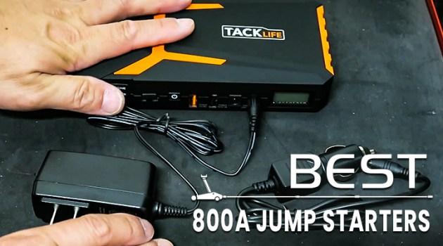 800a Jump Starters