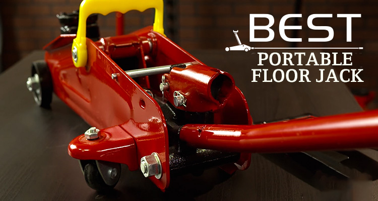 Top 7 Portable Floor Jack Reviews - Auto Lift Jack