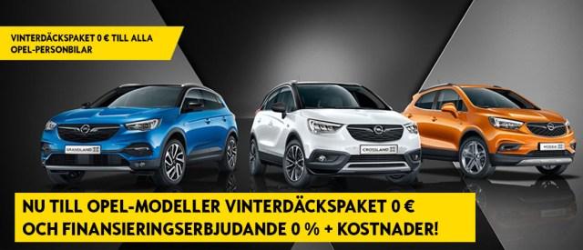 Opel-X-mallisto