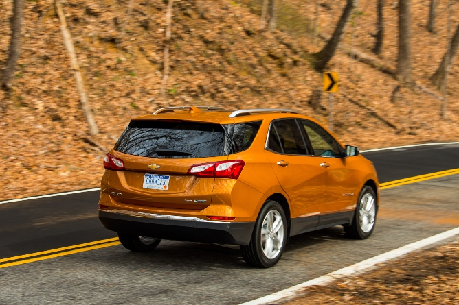 2019 chevy equinox review