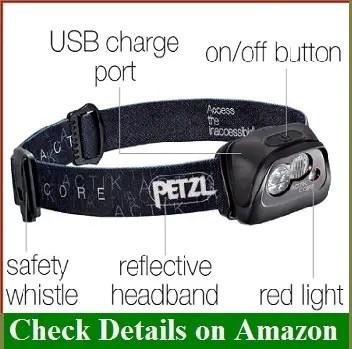 PETZL - ACTIK CORE Headlamp
