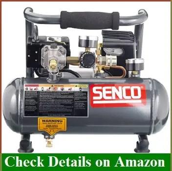 hp running 1-Gallon Compressor