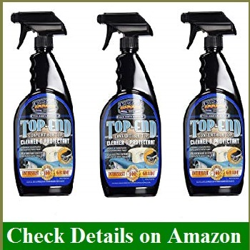 Surf City Garage 109 Top End Convertible Cleaner