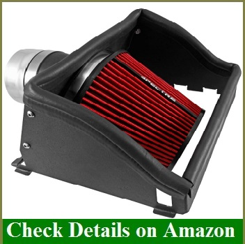 Spectre Performance Air Intake Kit with Washable Air Filter