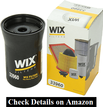 WIX Filters - 33960 Heavy Duty Spin On Fuel Water Separato
