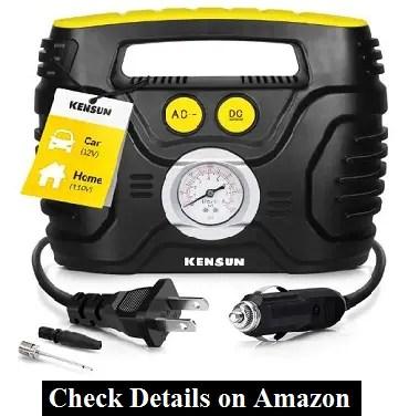 Kensun Portable Air Compressor Pump for Car