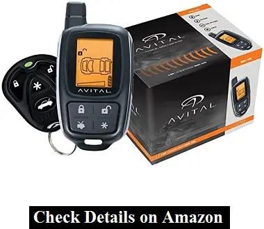 Avital 5305L Security System