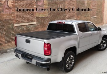 Best Tonneau Cover for Chevy Colorado