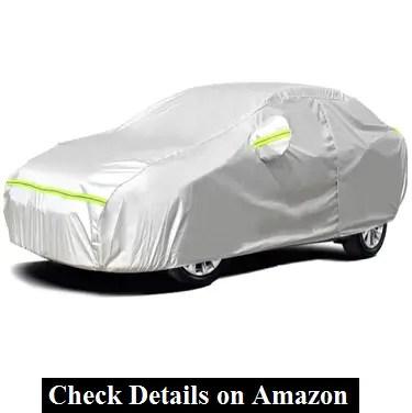 Favoto Full Car Cover Sedan Cover