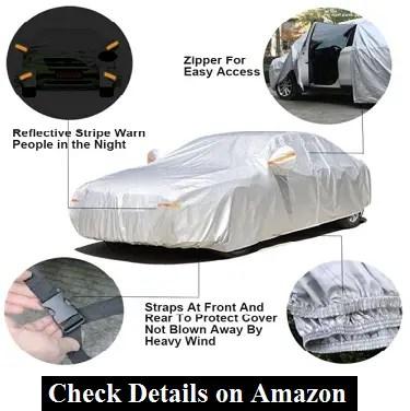 SEAZEN Car Cover 6 Layers