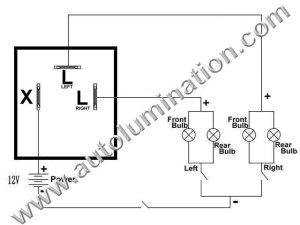 Autolumination Tail Lights LED Flashing Braker and Wig Wag Modules   Autolumination