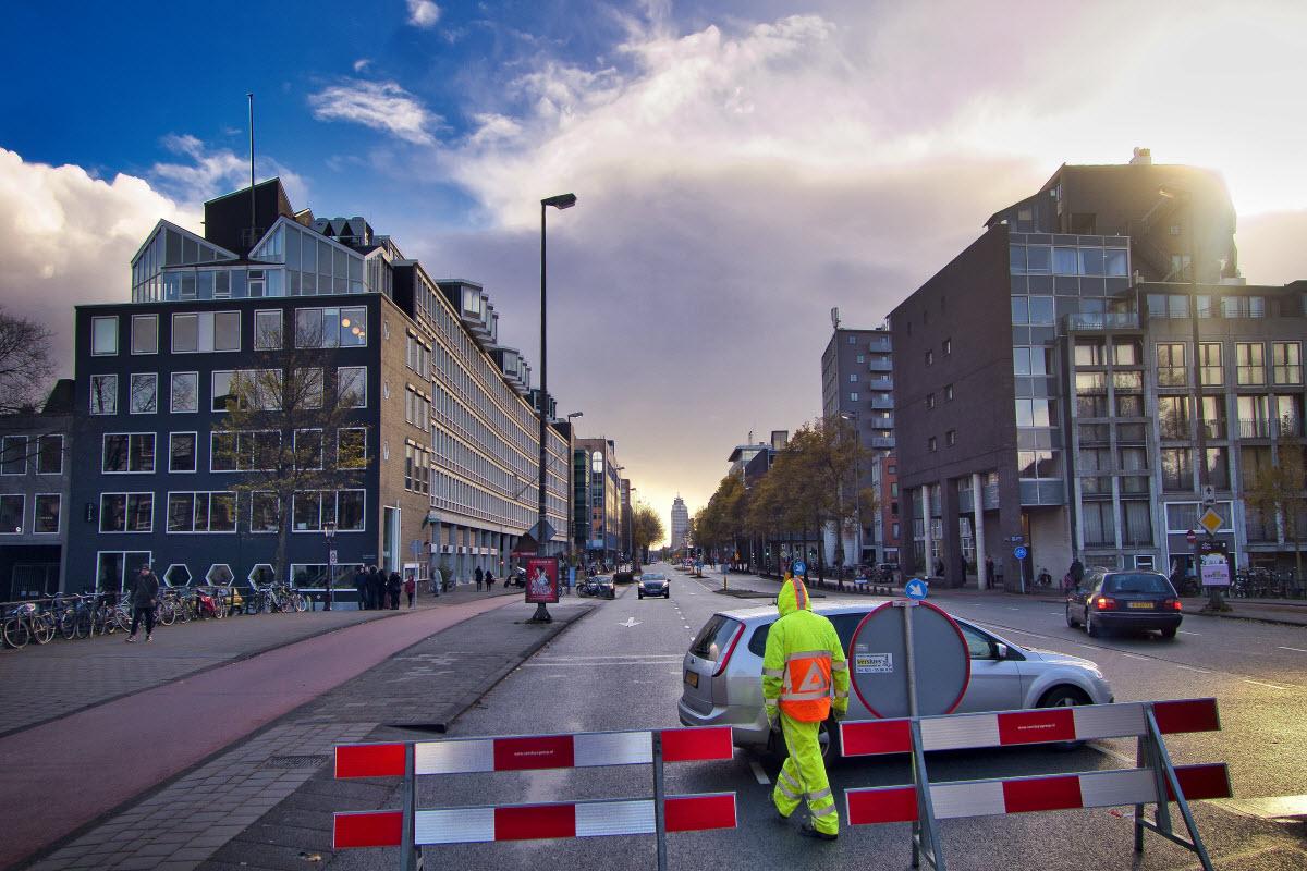 Proef met KNIP Weesperstraat