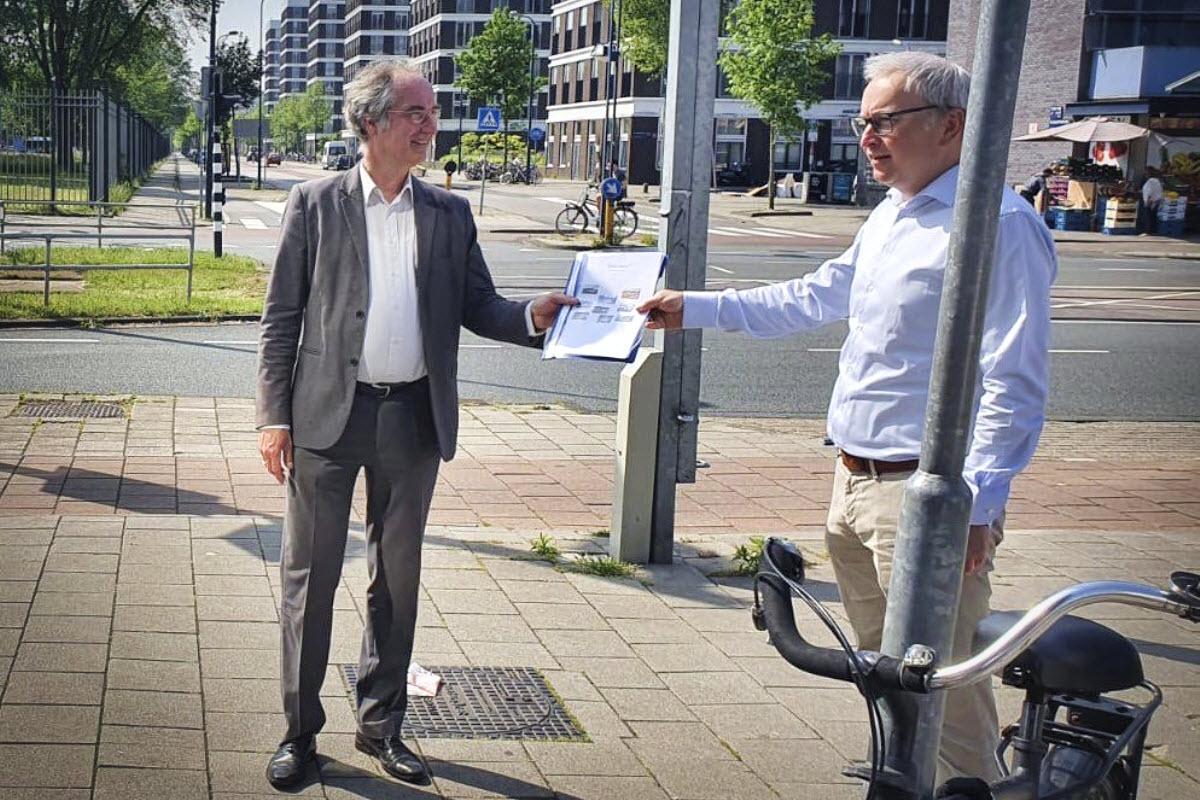 Petitie voor een verkeersveilig Osdorp