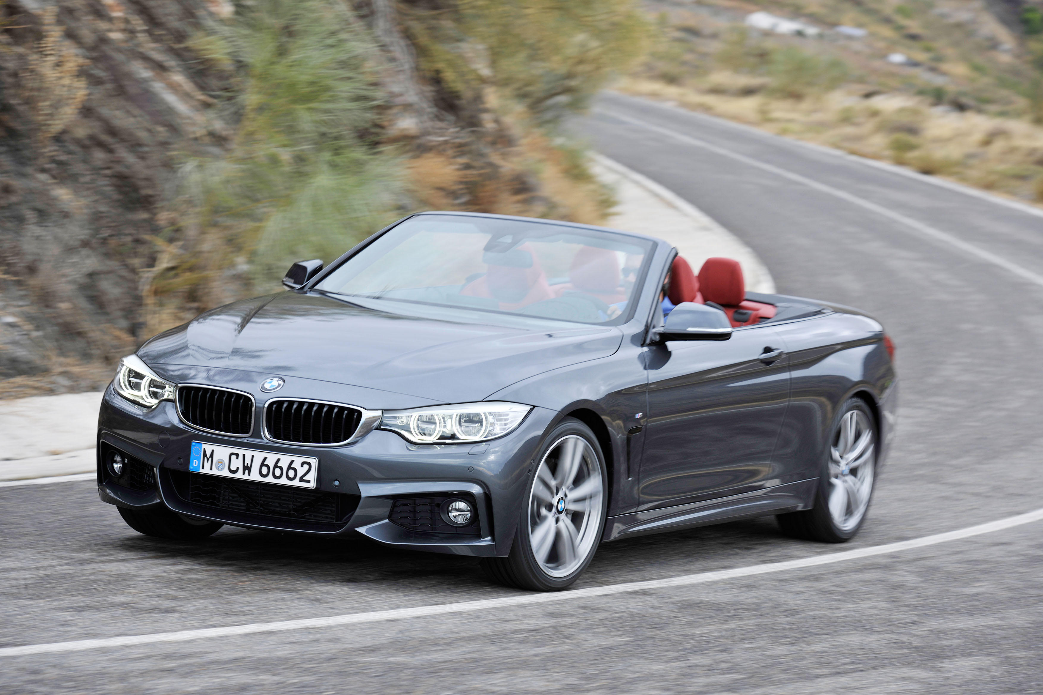 das neue bmw 4er cabrio. Black Bedroom Furniture Sets. Home Design Ideas