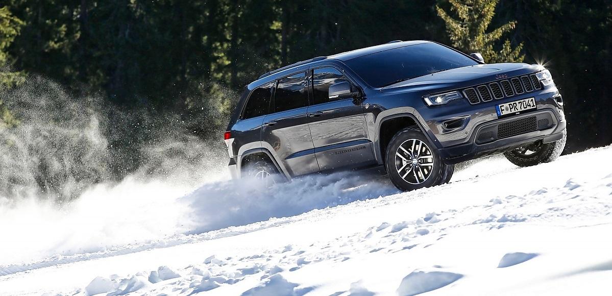 jeep grand cherokee 3.0 crd - update fürs gelände