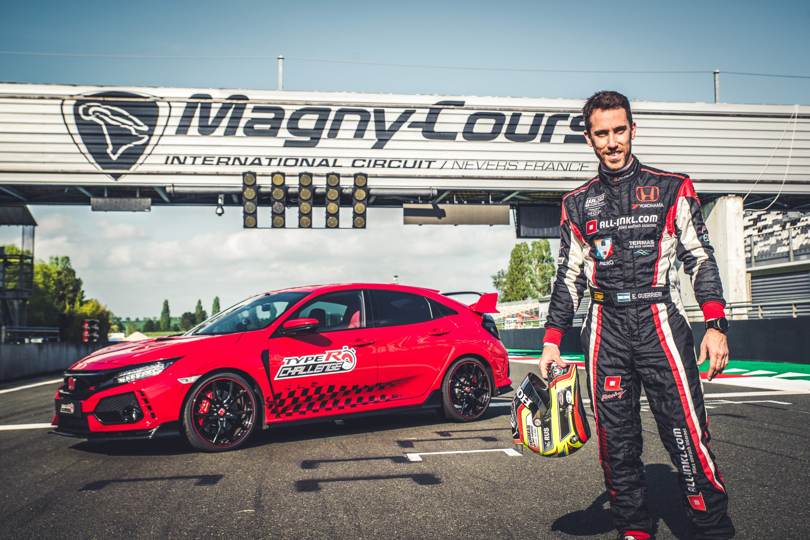 Honda Civic Type R Magny Cours