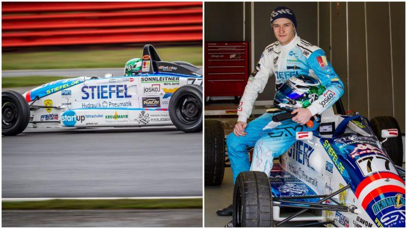 Nico Gruber Formel Ford 2
