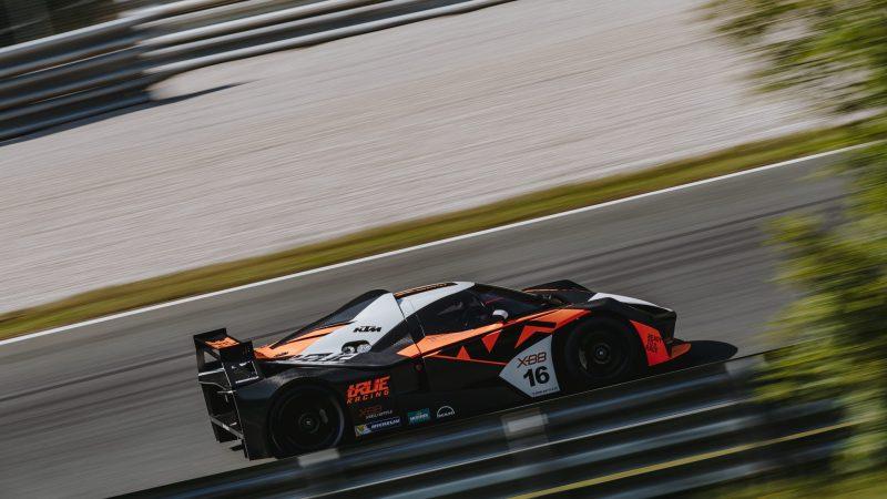 KTM Team True Racing Spa_Salzburgring