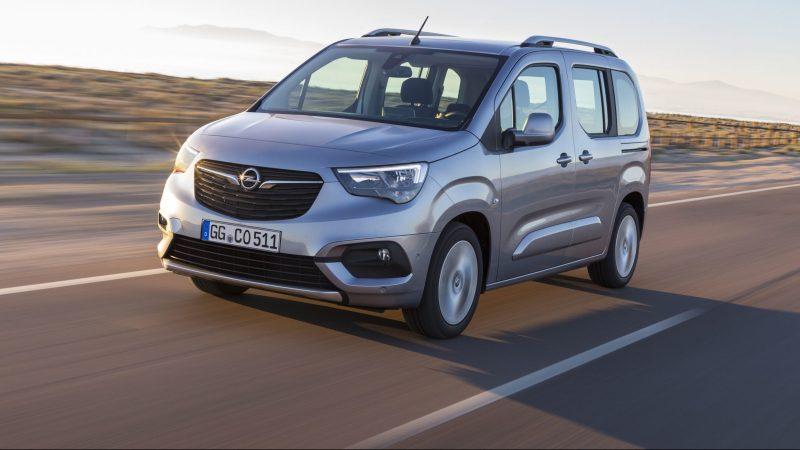 Opel Combo Euro 6d-Temp