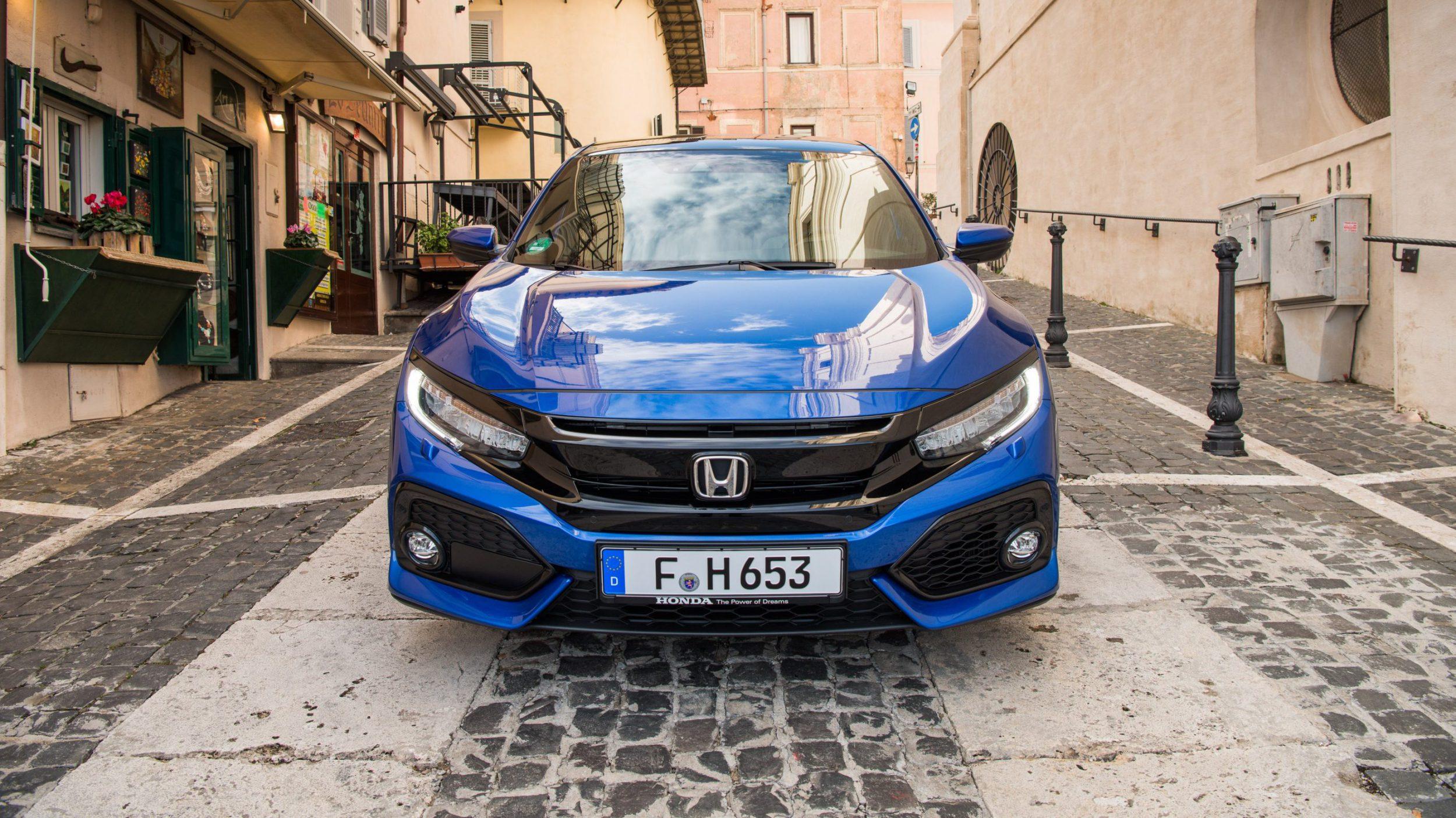 Honda Civic Diesel 1.6 2018