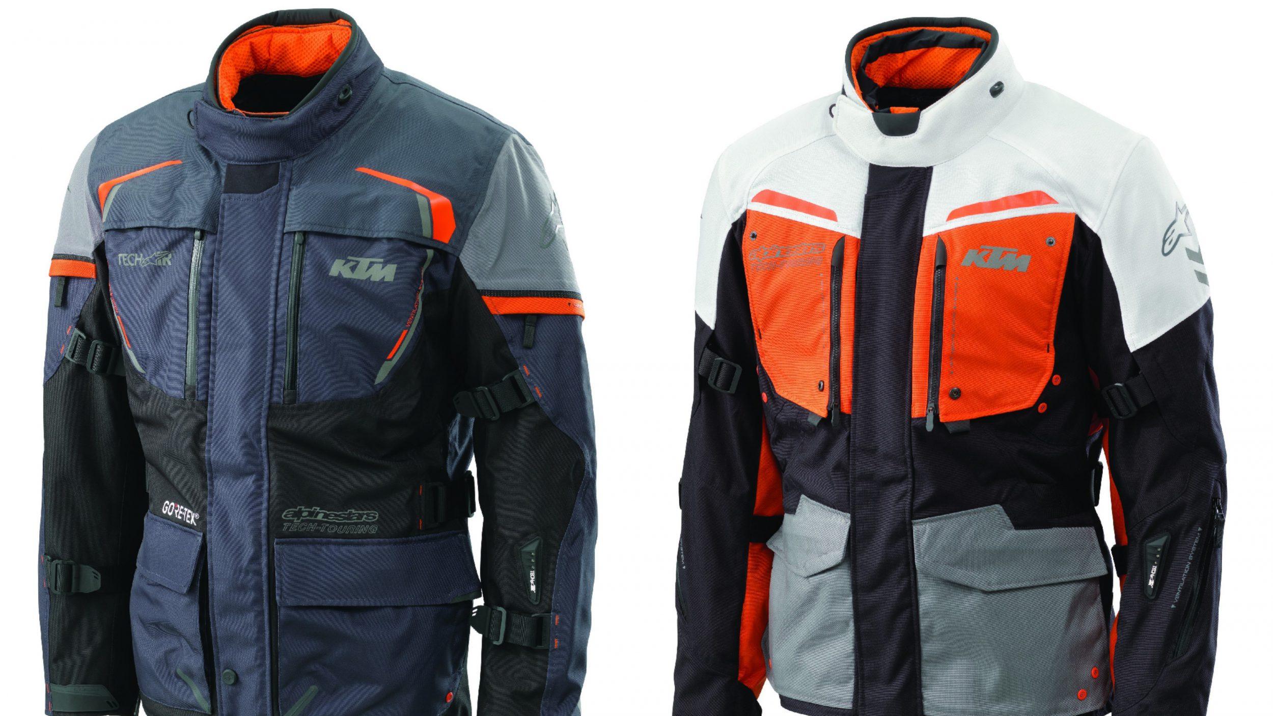 KTM Airbag Jacken