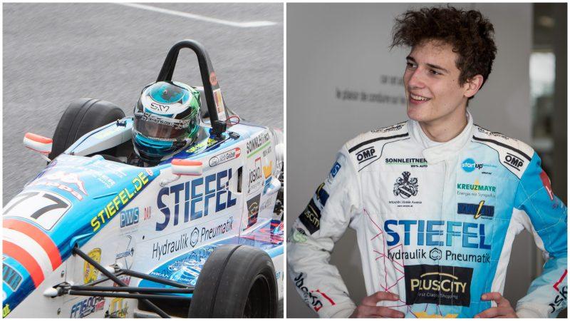 Nico Gruber Formel 4