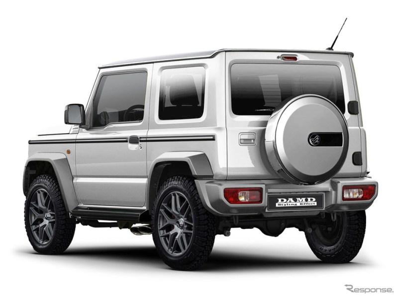 Suzuki Jimny G-Klasse DAMD