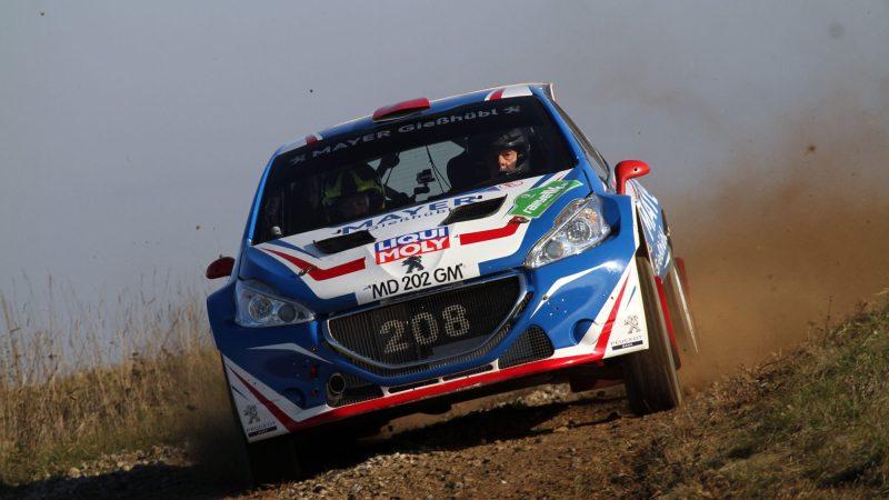 Walter Mayer Rallye W4