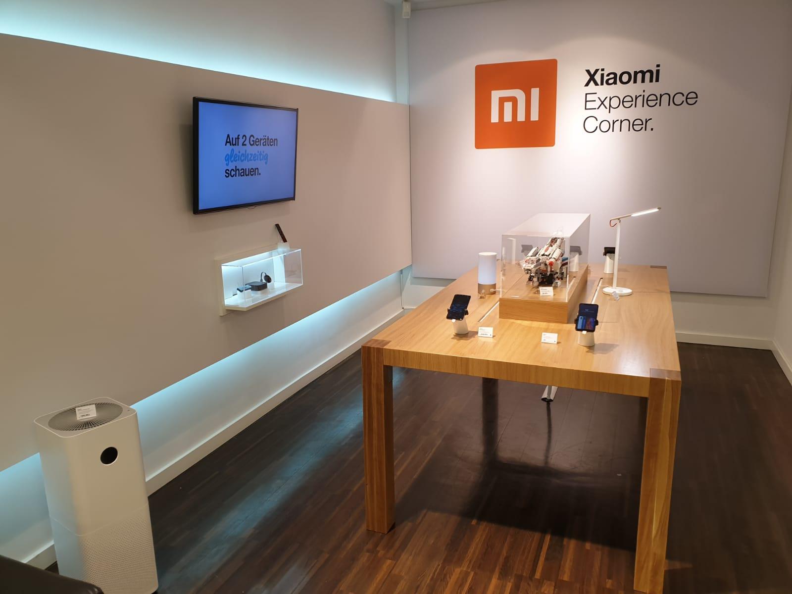 Xiaomi Experience im Donauzentrum