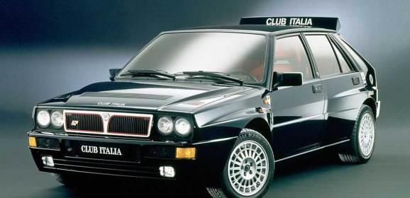 Unutulmayan ralli efsanesi: Lancia Delta