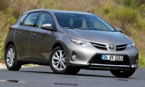 Japon usulü kompakt: Toyota Auris