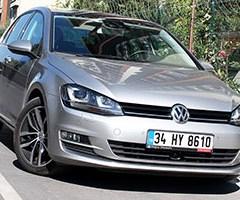 Bir bütün olarak rakipsiz: VW Golf