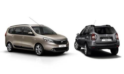 Aileler için Dacia Duster mı, Lodgy mi?