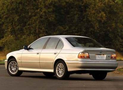 BMW 5-SERİSİ E39