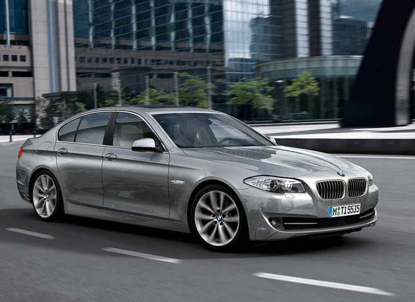 BMW 5-SERİSİ F10