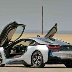 BMW'den geleceğin süper sporu: i8