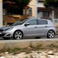 Peugeot 308 1.2 turbo otomatik sürüş izlenimi