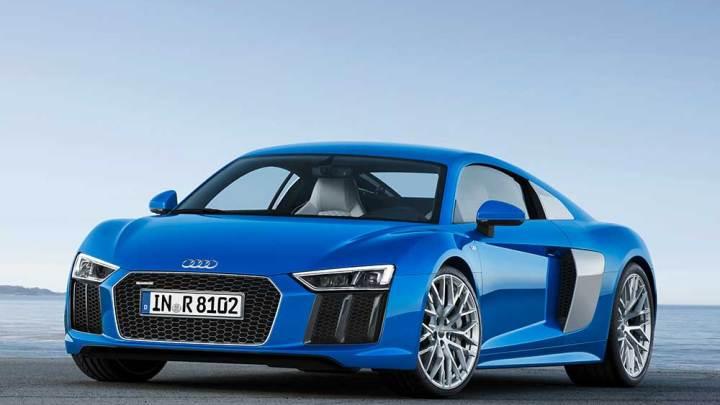 Audi R8'e V6 turbo motor mu geliyor?